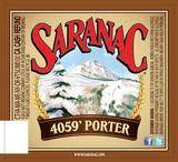 Saranac 4059 Porter beer