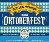 Sierra Nevada/Weihenstephan Oktoberfest 2018 Beer