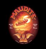 Maudite Amber beer