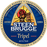 Steen Brugee Tripel Ale beer
