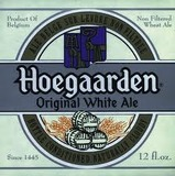 Hoegaarden White Beer