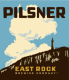 East Rock Pilsner beer