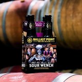 Ballast Point White Wine Barrel Aged Sour Wench beer