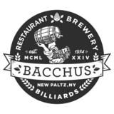 Brewery at Bacchus Burst & Bloom Saison beer
