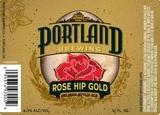 Portland Rose Hip Gold beer