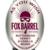Mini foxbarrel as you wish