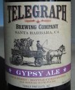 Telegraph Gypsy Ale beer