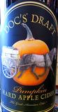 Doc's Draft Pumpkin Hard Apple Cider Beer