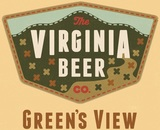 Virginia Beer Co. Green's View beer