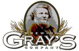 Gray's Black Rose beer