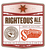 Mini sixpoint righteous ale