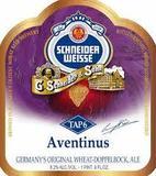 Schneider Weisse Aventinus Weizenbock Beer