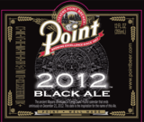 Stevens Point Black Ale 2012 Beer