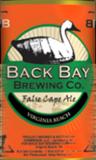 Back Bay False Cape Ale beer
