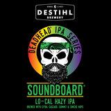 DESTIHL Deadhead Series: Soundboard beer