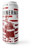 Brew Detroit Cornerman Red beer