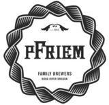 pFriem Belgian Strong Blonde Beer