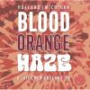 Big Lake Blood Orange Haze beer Label Full Size