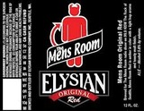 Elysian Men's Room Original Red Beer