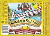 Leinenkugel's Summer Shandy beer