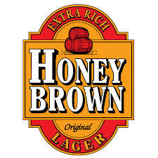 Dundee's Honey Brown beer Label Full Size