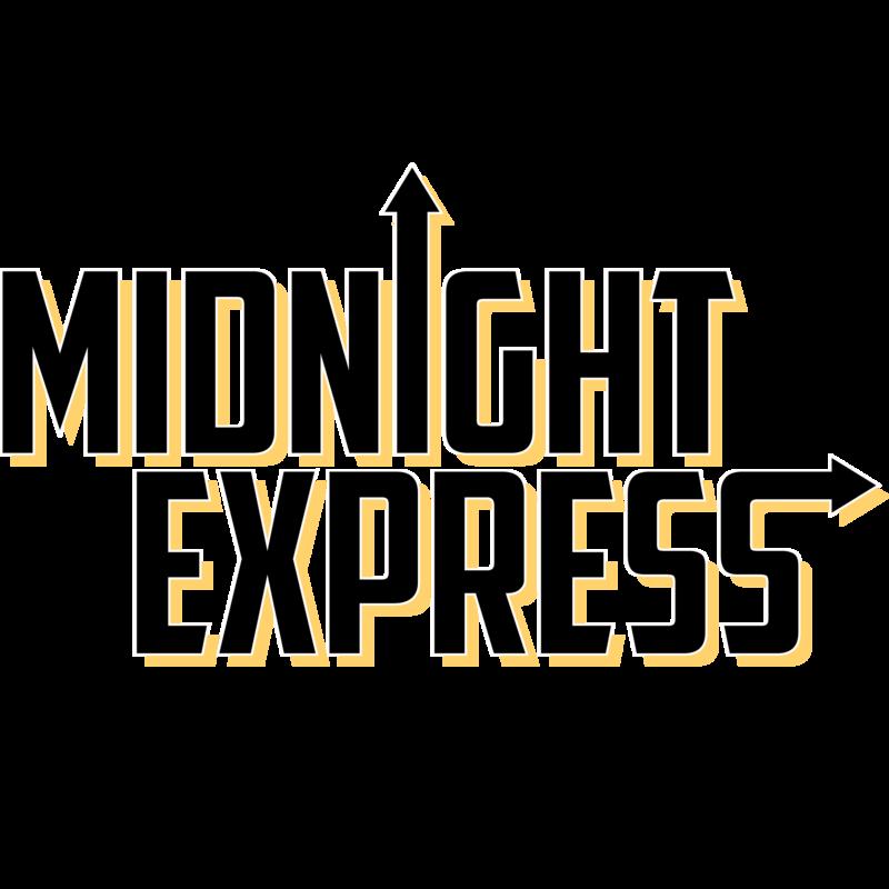 Clemson Bros. Midnight Express Barrel Aged Porter beer Label Full Size