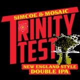 Clemson Bros. Trinity Test NE IPA (Simcoe/Mosaic) beer