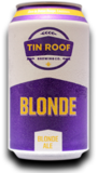 Tin Roof Blonde Ale Beer