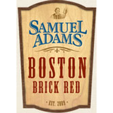 Sam Adams Boston Brick Red Beer