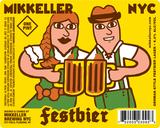 Mikkeller NYC Festbier beer
