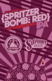 Sixpoint / Sloop Spritzer Bomb - Red beer