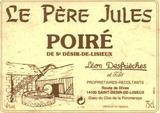 Le Pere Jules Poire Pays D'Auge beer