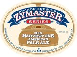 Anchor Zymaster Release #5: Harvest One American Pale Ale beer