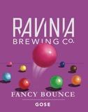 Ravinia Fancy Bounce Gose beer