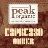 Peak Organic Espresso Amber Beer