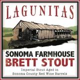 Lagunitas Sonoma Farmhouse Brett Stout Beer