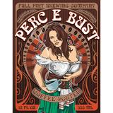 Full Pint Perc E Bust beer