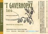 't Gaverhopke Extra beer