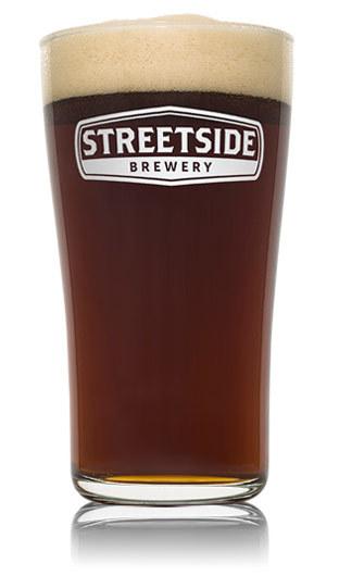 Streetside Black Cats beer Label Full Size