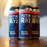 Thimble Island Putin on the Ritz beer