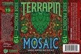 Terrapin Mosaic beer