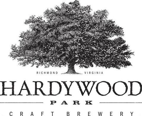 Hardywood Park Bourbon Sidamo Coffee Stout beer Label Full Size
