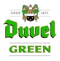 Duvel Green beer Label Full Size