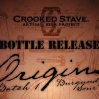 Crooked Stave Origins Beer