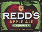 Redd's Strawberry Ale Beer