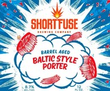 Short Fuse Baltic Porter beer