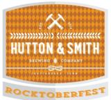 Hutton & Smith Rocktoberfest beer