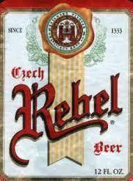 Czech Rebel Beer beer Label Full Size