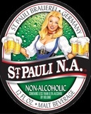 St. Pauli Girl Non-Alcoholic beer