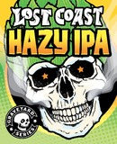 Lost Coast Hazy IPA beer
